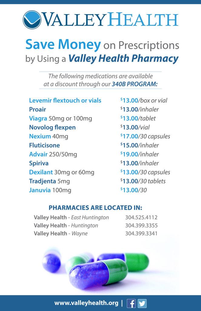 Pharmacy 340B Pricing